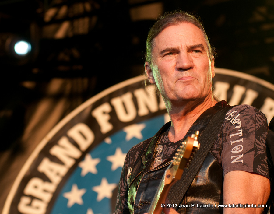 Max Carl of Grand Funk Railroad