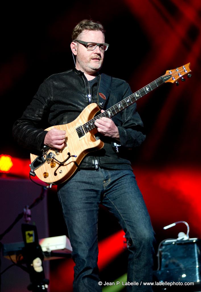 Barenaked Ladies play in Ottawa at RBC Royal Bank Bluesfest on July 11, 2014